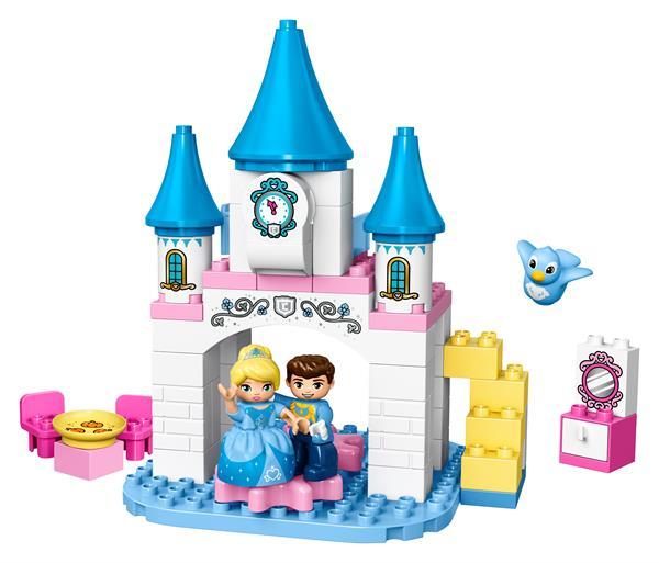 b5107db9592 Find Askepot Duplo på DBA - køb og salg af nyt og brugt. Lego Duplo,  ASKEPOTS SLOT, KARET og HELLO KITTY, Duplo 6154 (Slot) og Duplo 6153  (Karet) Nypris 549 ...
