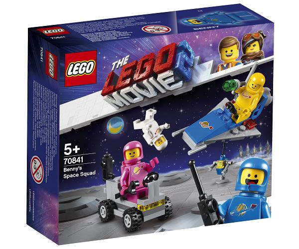 LEGO® 70848 MOVIE 2 Ein-Mann-Metal-Band-Mech Minifigur NEU