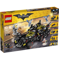 Køb THE LEGO BATMAN MOVIE Den ultimative batmobil på Legen.dk!