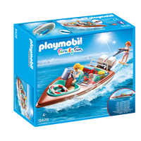PLAYMOBIL Family Fun - Super tilbud på PLAYMOBIL Family Fun!