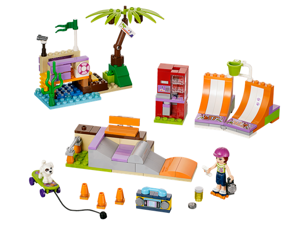 lego friends 41089 instructions