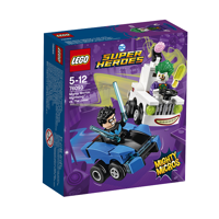 Køb LEGO Super Heroes Mighty Micros: Nightwing vs. The Joker på Legen.dk!