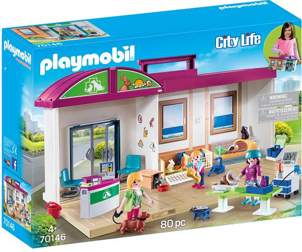 Populære Køb PLAYMOBIL City Life Mobil dyrelægeklinik billigt på Legen.dk! DB-26