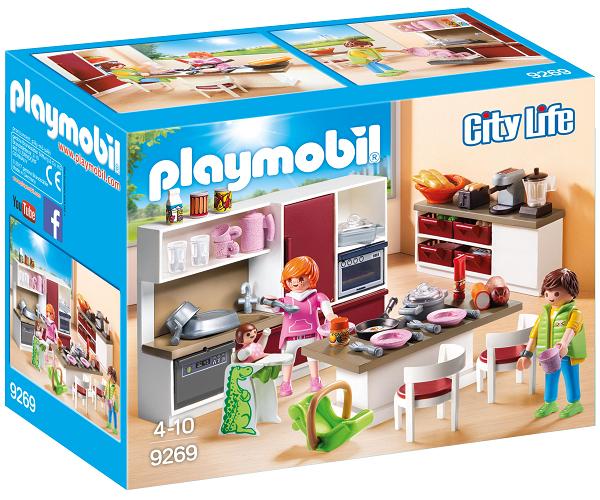 Fabriksnye City Life | Køb Playmobil City Life på Tilbud her CN-87