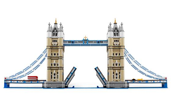Køb LEGO Tower Bridge billigt på Legen.dk
